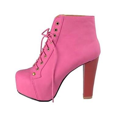zapatos botines de mujer 2016