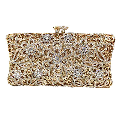 Crystal Wedding/Special Occasion Clutches/Evening Handbags ...