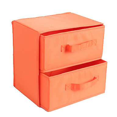 Moderne solide bo te de rangement couleur twofold for Minimalisme rangement