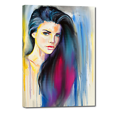 Mannequin Painting Canvas