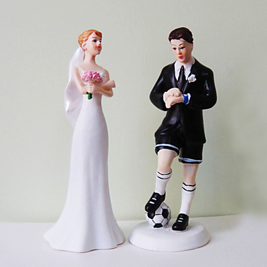Cake Toppers Soccer Groom Amp Exasperated Bride Cake Topper 283596 2016 1499
