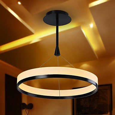25 W Pendant Light Modern Contemporary Others Feature For LED MetalLiving R