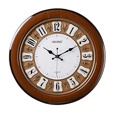 Reloj de pared mudo 19 2 numerales la novedad del vintage - Relojes vintage de pared ...
