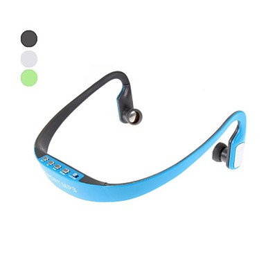 Headphone Earhook MicroSDHC TF Memory Card Sports