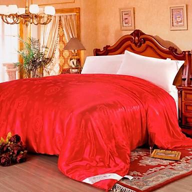 100% Pure Silk Handmade Wedding Quilt