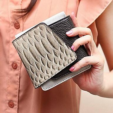 Mode sac de portefeuille dame femmes cuir longue bourse d
