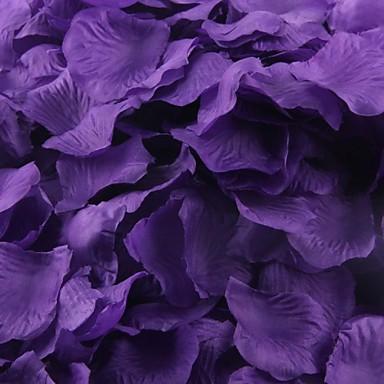 Purple Blue Rose Petals Table Decoration Set Of 100 Petals 1944909 2016 089