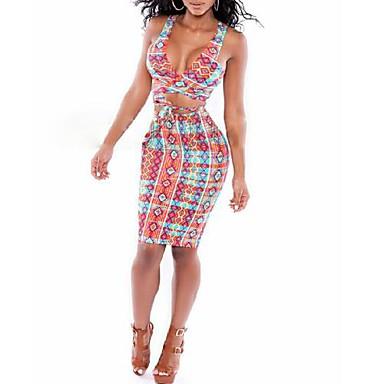 Costume de jupe des femmes