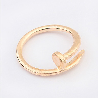 luckygirl s metal simple ring 2016 9 90