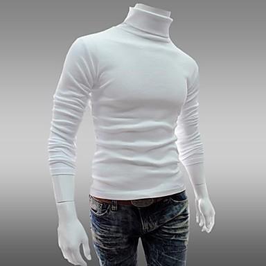 Man's Hedging Turtleneck Sweater