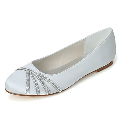 women 39 s wedding shoes round toe flats wedding party evening black