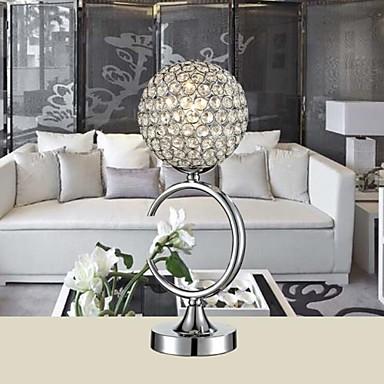 Mesa de cristal luces de mesa k9 l mpara de escritorio de cristal l mparas de sal n oficina de - Lamparas mesa salon ...