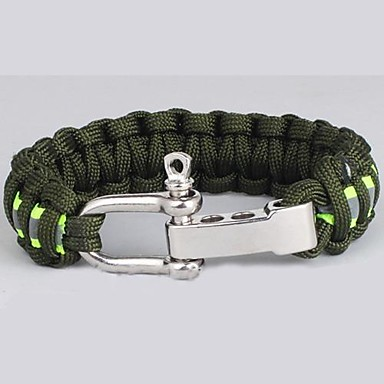 Buy Survival Bracelet Hiking Nylon - Lureme