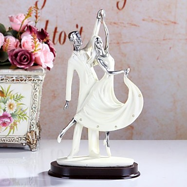 """11.8""""H Dance Lovers Resin Decoration Home Decor"""