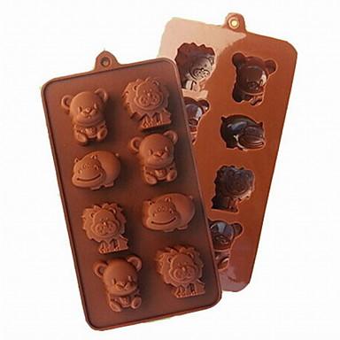 Diy cioccolato del silicone cucina attrezzi della torta for Attrezzi cucina in silicone