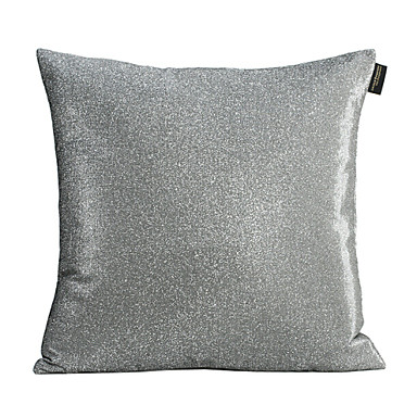 Modern Silver Pillows : Modern Elegant Silver Decorative Pillow Cover 3187576 2016 ? $17.99