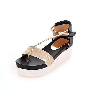 s shoes wedge heel wedge sandals dress gold silver