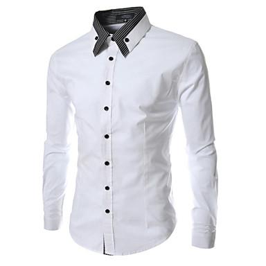 Camisas de vestir sexy para hombres