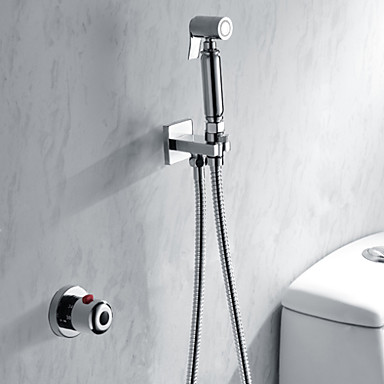Bathroom Toilet Handheld Shattaf Bidet Shower Spray With