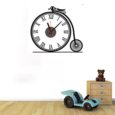 Reloj de pared pl stico moderno contempor neo - Reloj de pared moderno ...
