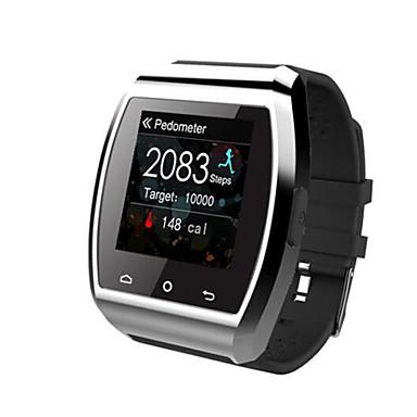 tragbare smart watch bluetooth 3 0 freisprechanlage media control nachrichtensteuerung. Black Bedroom Furniture Sets. Home Design Ideas
