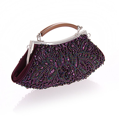 L.WEST® Women's Beaded Evening Bags