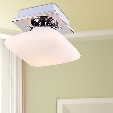Buy Flush Mount LED Modern/Contemporary Bedroom / Dining Room Kitchen Study Room/Office E27 Metal