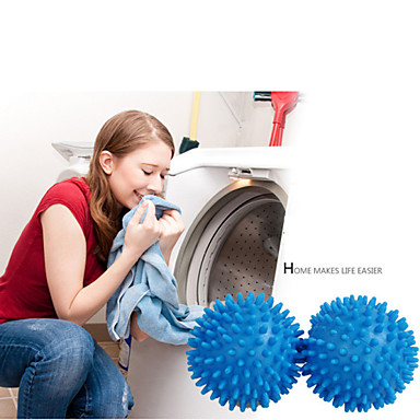 Buy Laundry Washer Dryer Balls Reusable Fabric Softener