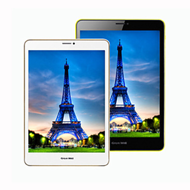 Buy GREAT WALL® L782 8 Inch WiFi/3G/Bluetooth/2G Android 4.4 Tablet (Quad Core 1024*768 1GB + 8GB GPS/Phone/G Sensor)
