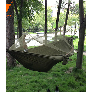 Swift Outdoor Portable Mosquito Hammock Sky Tent (Army Green)