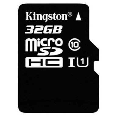 Original Kingston 32GB Class 10 Micro SD SDHC TF Flash Memory Card High Speed Genuine