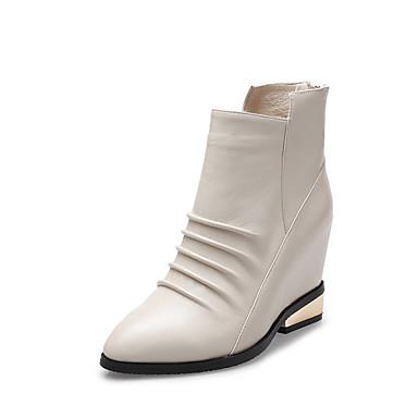 Zapatos de mujer tac n cu a puntiagudos botas a la - Botas de trabajo ...
