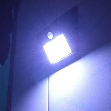 Quality Solar Wall Lights : High Quality Solar 4 LED Light Bright Human Body Induction Lamp / Wall Lamp / Garden Courtyard ...