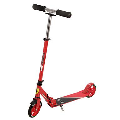 Kick Scooter Professional Aluminium Alloy Red Girls Unisex Adult Boys FXA50