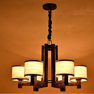 40w r stico estilo mini pintura metal lustressala de estar for Sala de estar estilo rustico