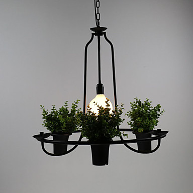 40w luci pendenti rustico pittura caratteristica for - Pittura sala da pranzo ...