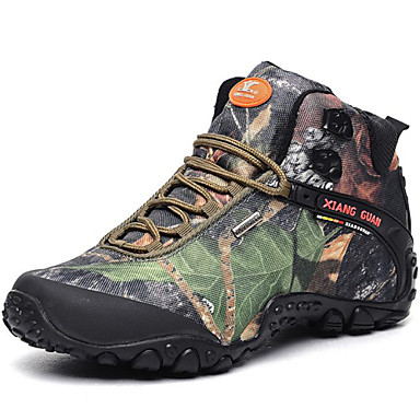 s hiking shoes leather canvas green 4896065 2016