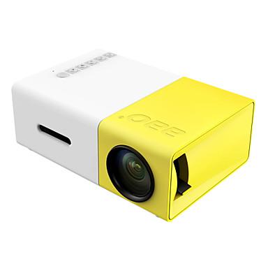 Buy 1080P Mini LCD Projector Portable Support AV/SD/USB/HDMI/VGA -YG300 Home Cinema Theater Interface Video Games Movie