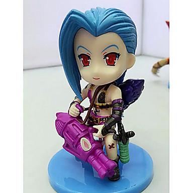 Buy League LegendsAnime Action Figure 9CM Model Toys Doll Toy
