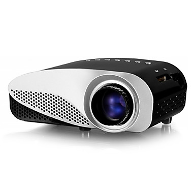 Vivibright new gp8s best price hdmi vga sd led portable for The best portable projector