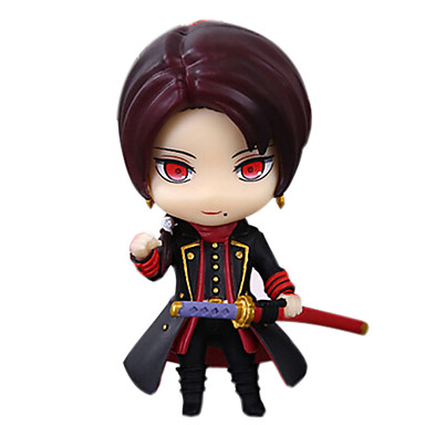 Buy Sword Flurry Anime Action Figure 9CM Model Toy Doll