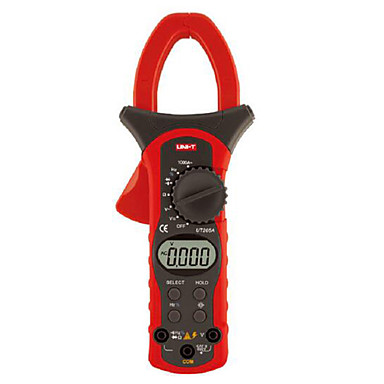 Buy UNI-T UT205A 40M(Ω) 600(V) 1000(A)Convenient Clamp Meters