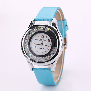 l west pu fashion cool watches unique watches