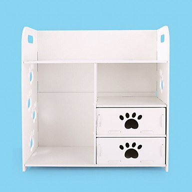 Buy Fashion Plastic K/D Modern/Contemporary Storage Rack/Dresser/Storage Cabinet White