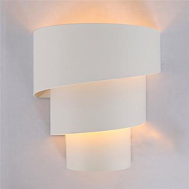 Contemporary Wall Lights Lounge : Modern Metal LED Wall Light Night Light Hallway Staircase Bars Bar Table Wall Sconce light ...