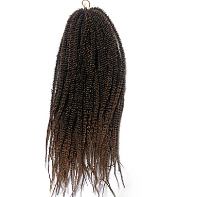 Braiding Hair with Ombre Senegalese Twists Braiding Hair also Crochet ...