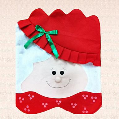Copertura Della Sedia Non Tessuto Onorevole Natale Babbo