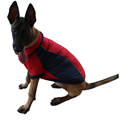 High quality winter warm keeping reversible outdoor waterproof coats for pets dogs dog jackets - Keeping outdoor dog happy winter ...