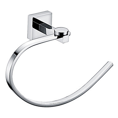Towel Ring Chrome Wall Mounted Brass Towel Bar Bathroom Accessories 5223602 2016