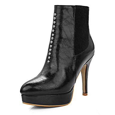 Women's Boots Shoes Spring/Fall/Winter Heels/Platform